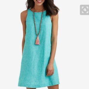 Vineyard Vines Linen Swing Dress